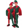 Elf Set Velvet Hat Tunic Shoes